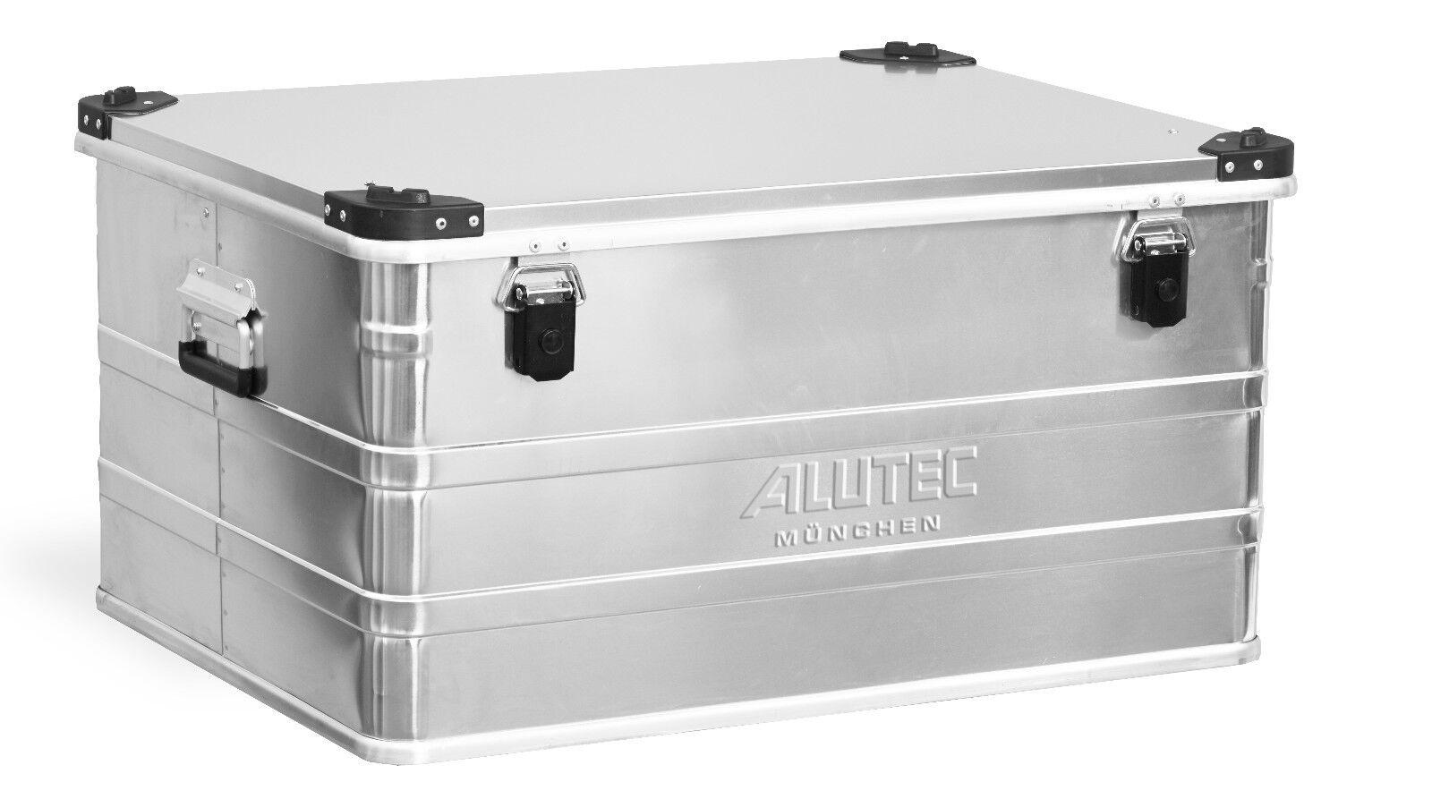 Aluminiumbox Aluminiumbox Aluminiumbox NEU mit Schaumstoffverkleidung D157 Alutec Zarges Wekzeugbox Lager     | Viele Sorten  128174