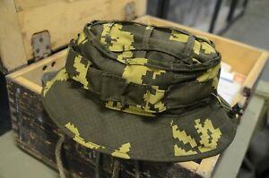 Cap Ripstop Original Russian M45 Boonie hat Scout Woodland Camo New