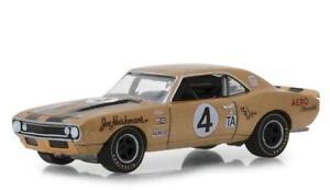 Greenlight-The-Very-Fast-1967-Chevrolet-Camaro-Z-28-1-64-Diecast-Model-Car-30001