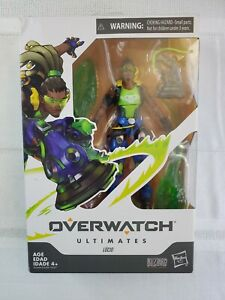 Hasbro-Overwatch-Ultimates-Series-Lucio-6-034-Collectible-Figure-New-support-class