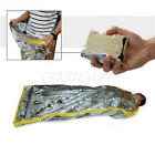 Waterproof Survival Foil Thermal Emergency Blanket ForCamping First Aid Rescue