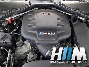 Bmw E90 E92 E93 M3 4 0 V8 420ps S65b40a Motor Engine Triebwerk überholung Ebay