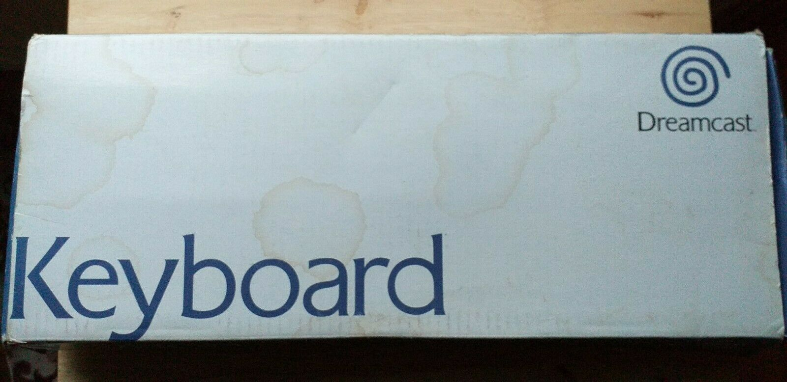Sega Dreamcast Keyboard Boxed