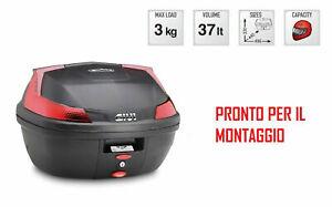 Humour B37n Bauletto Posteriore 37l + Attacchi Per Honda Cbr 500 R 2013 2014 2015 PréVenir Et GuéRir Les Maladies