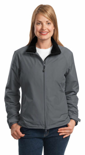Authority Lined L354 Shell Basic Jacket Port Fleece Women's Heavyweight BwxInCqd