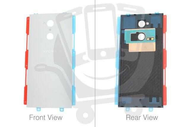 Genuine Sony Xperia XA2 Ultra Silver Battery Cover - 78PC2500010