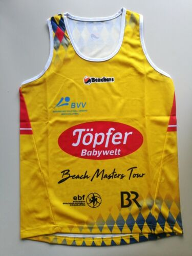 L BVV Beach Masters Frauen Beachvolleyball Player Shirt//Top 2019
