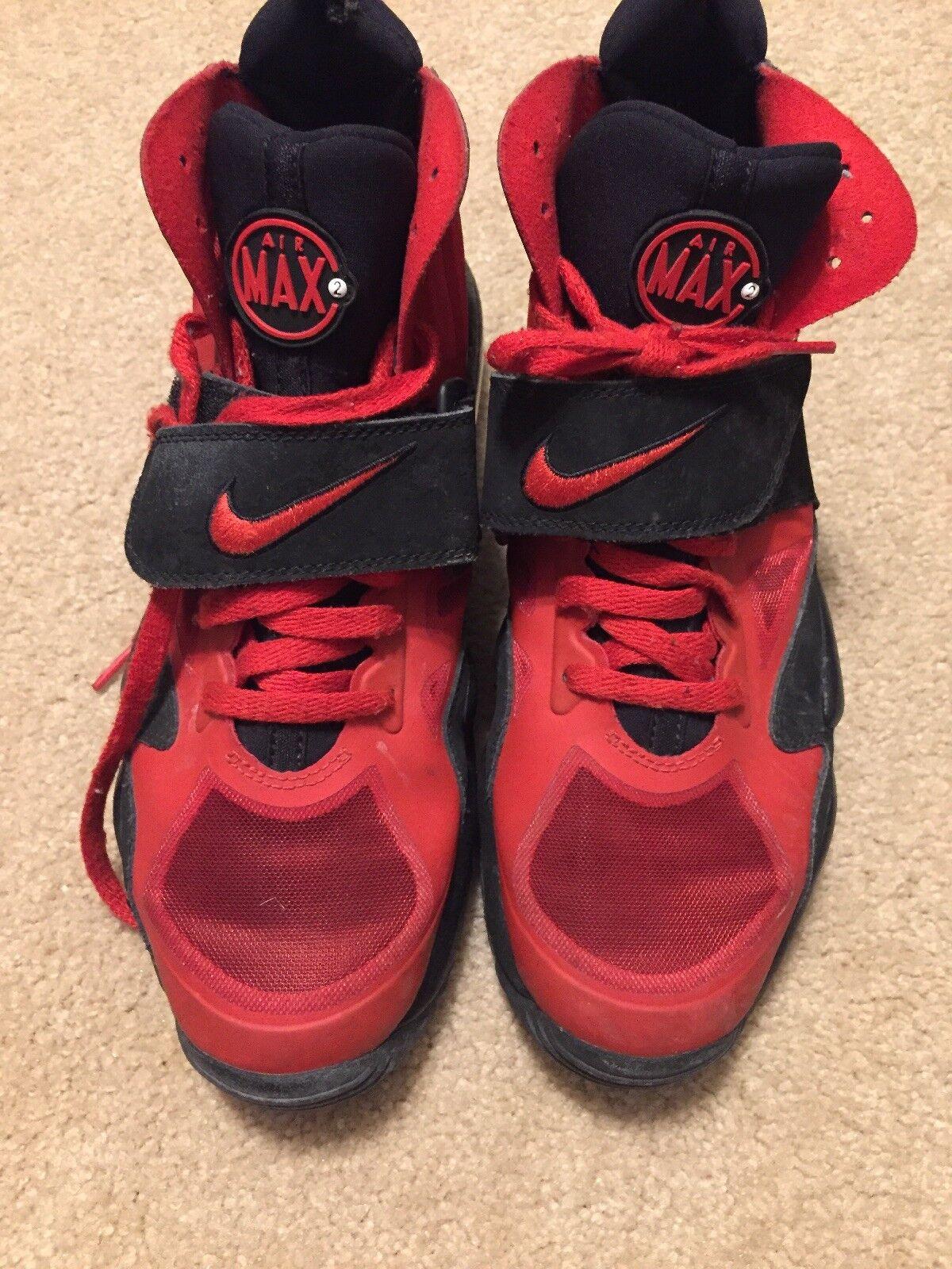 mens nike nike nike air max esprimere sport rosso scarpe da basket dimensioni 11,5 noi 525224-600 | Ad un prezzo accessibile  | Scolaro/Signora Scarpa  c79a6a