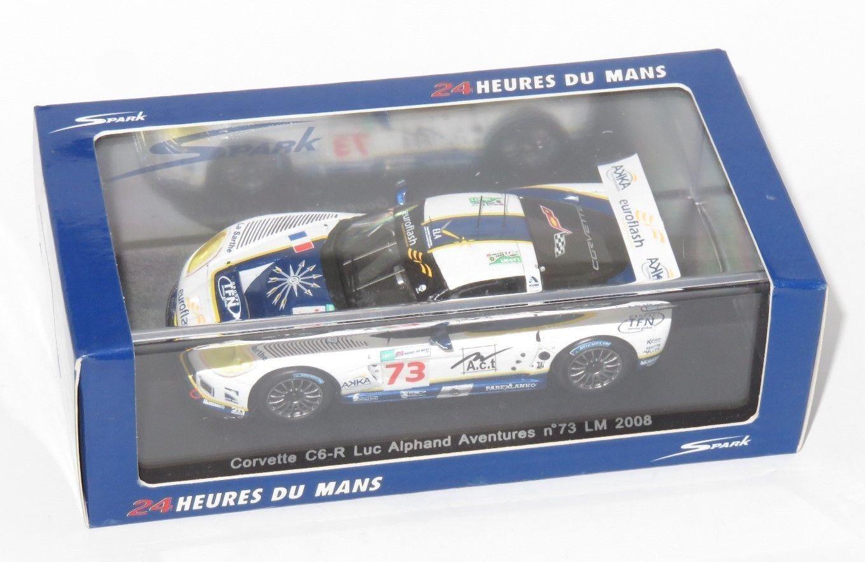 1 43 Corvette C6-R   Luc Alphand Aventures  Le Mans 24 Hrs 2008   73  bienvenue pour acheter