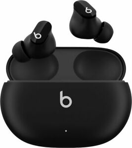 Beats by Dr. Dre Studio Buds Black Totally Wireless Noise Cancelling In Ear