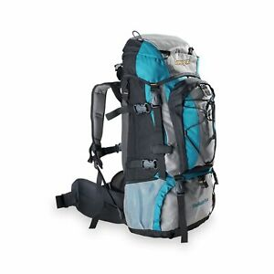 Aspensport The South Pôle Rucksack Turquoise/Gris