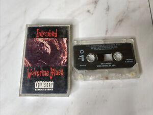 Entombed Wolverine Blues (1993) thrash tape death exodus venom, slayer thrash