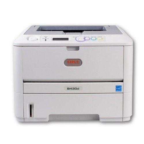 OKI B430D Laserdrucker Duplex Laser Drucker mit Toner Profigerät mit Gewährleist