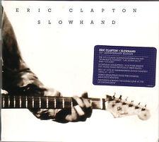 2 CD (NEU OVP!) ERIC CLAPTON: Slowhand + live 1977 (Dig.rem.Cocaine Deluxe mkmbh