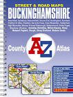 Buckinghamshire County Atlas by Geographers' A-Z Map Co Ltd (Paperback, 2005)