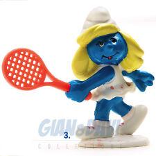 PUFFO PUFFI SMURF SMURFS SCHTROUMPF 2.0135 20135 Tennis Puffetta Tennista 3A