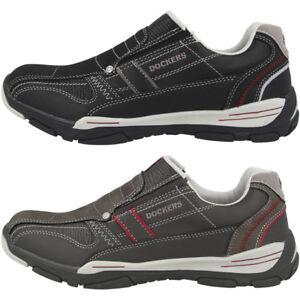 Dockers-by-Gerli-42hy001-Men-Chaussures-Hommes-Pantoufles-Loisirs-Chaussures-basses-Sneaker