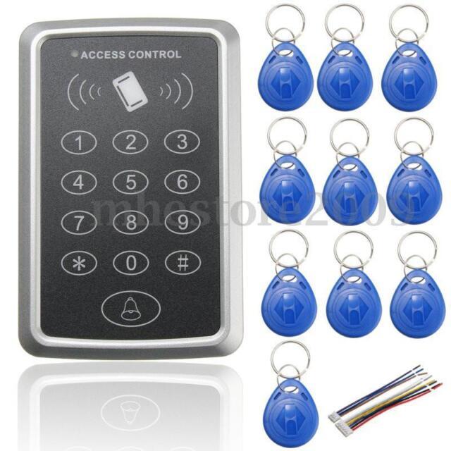 Security RFID Electric Door Keypad Lock Access Control ID Card Password  !