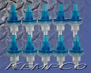 10 safety relief check valves hho hydrogen generator medical grade ebay. Black Bedroom Furniture Sets. Home Design Ideas