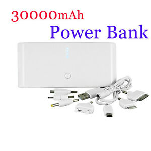 30000mAh-Universal-Backup-USB-Battery-Power-Bank-External-Battery-Pack-Charger