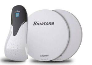 Baby Breathing Monitor Splitter for Jablotron Nanny BM-02 Respiration Alarm