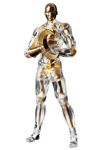 Kb04c Good Smile Cobra the space pirate  Crystal Bowie Figma action figure