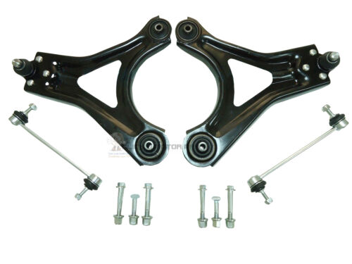 FORD MONDEO ST24 FRONT 2 LOWER WISHBONES ARMS BALL JOINTS FRONT 2 LINKS & BOLTS