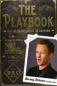 The-Playbook-by-Barney-Stinson-with-Matt-Kuhn-By-Harris-Neil-Patrick-Harris