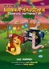 Buch Die Kleine Schnecke Monika Häuschen: Monikas Gartenparty von K. Naumann
