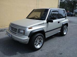 Suzuki Sidekick Jdm