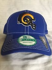 best service 69777 c104d australia mens white royalblue los angeles rams new era nfl 4th down 9forty  cap 20976193 online ba402 a9c60  czech item 3 los angeles rams snapback new  era ...