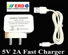ERD Charger MI Charger 5V 2A Fast Charger for all Android Mobile