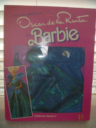 """NEW"" Barbie Oscar De La Renta Outfit From Collector Series V By Mattel"