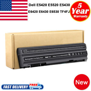 60Wh-Battery-for-Dell-Latitude-E5420-E6420-E6520-E6530-T54FJ-M5Y0X-Laptop-TOP-Q
