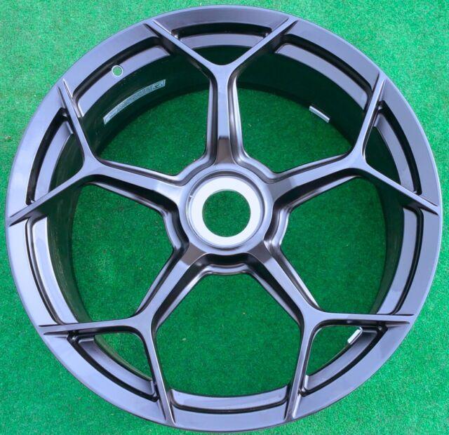 Factory Lamborghini Huracan Performante Wheels OEM Loge LP640-4 Center Lock Set