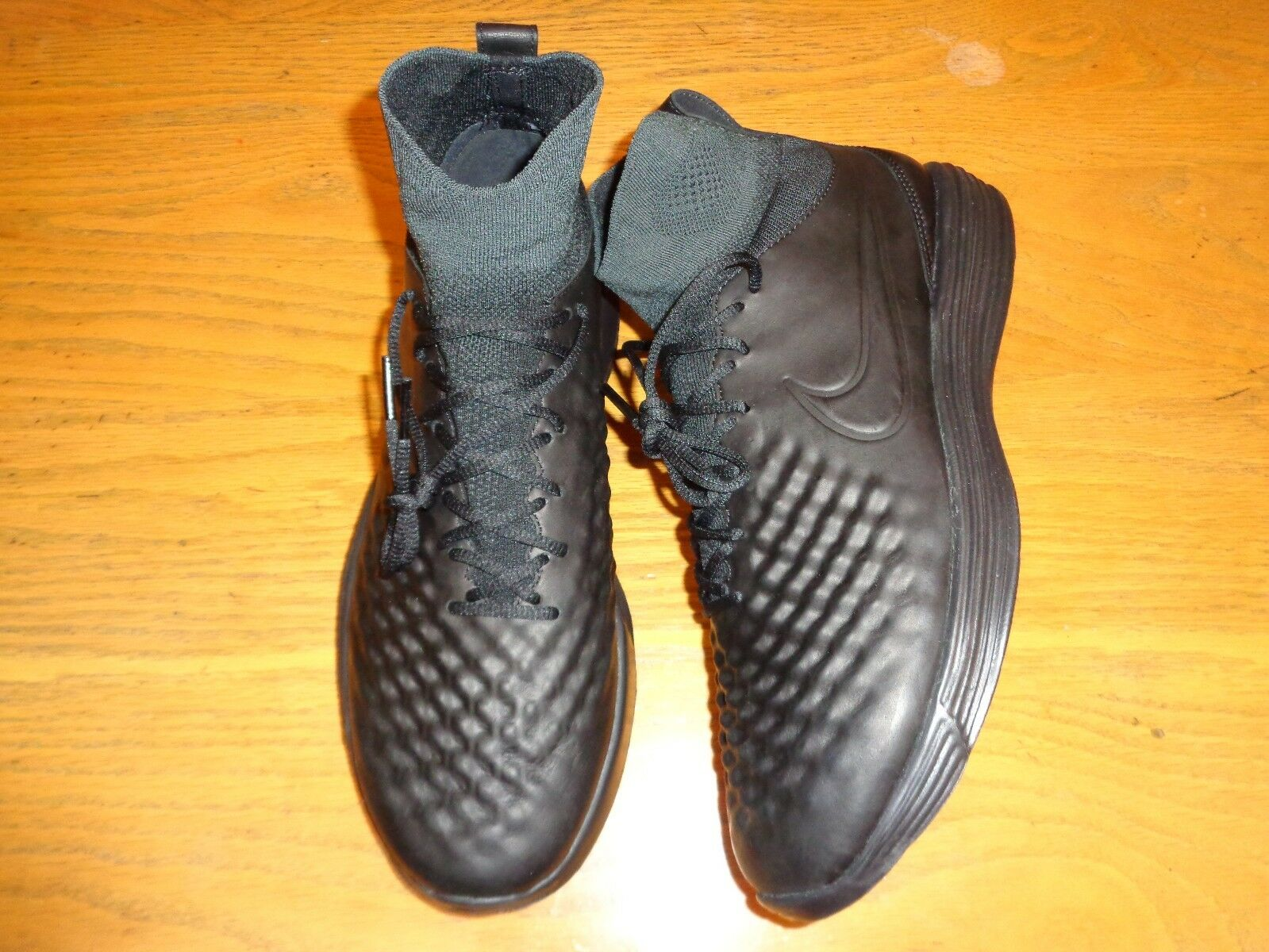 NIKE LUNAR MAGISTA II FK MENS ATHLETIC SHOES 852614-001 NEW SIZE 10