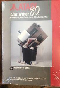 NOS Atari Writer Owners Manual//Book 800//XL//XE NEW