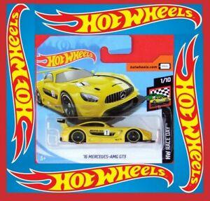 Hot-Wheels-2019-039-16-Mercedes-AMG-gt3-74-250-neu-amp-ovp