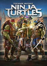 Teenage Mutant Ninja Turtles (DVD, 2014)