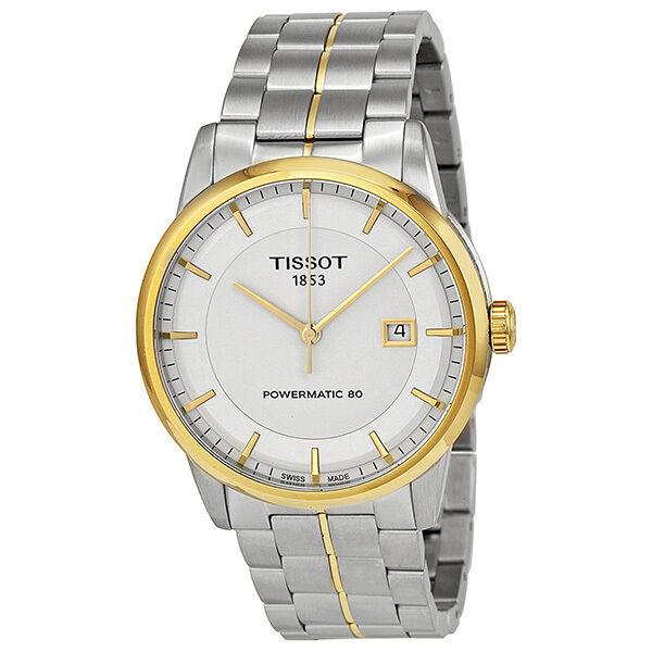 Tissot Powermatic 80 Stainless Steel Mens Watch T0864072226100