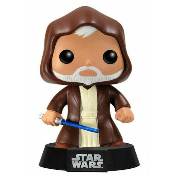 DiverdeimentoKO BOBBLE HEAD POP CULTURE estrella  guerras OBI WAN KENOBI RE ISSUE cifra nuovo   il più recente