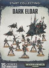Warhammer 40K: Dark Eldar: Start Collecting Dark Eldar (70-45) NEW