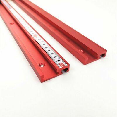 1 Teile Gehrung Verbindung Schieber T-Tracks T-Schlitz Jig Einbau für Tischsäge