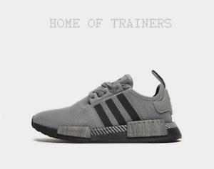 adidas nmd r1 all black ebay