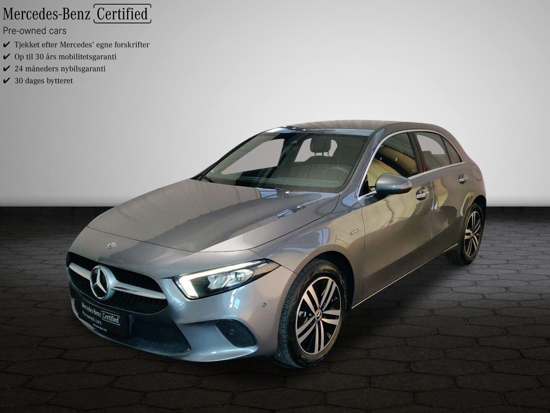 Mercedes A250 e 1,3 Advantage aut. 5d - 379.900 kr.