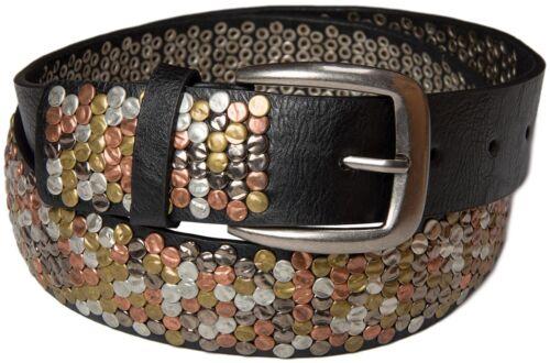 larga Cintura BORCHIE più COLORI BORCHIE VINTAGE STYLE accorciabile