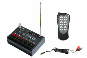 12 Cue Fireworks Wireless Firing System MS12Q-FCC/CE Comply /Looking for agents