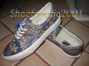 b5f4714dd5 Vans Sample Era CA Batik Indigo Dress Blues OTW 9 Syndicate Odd ...