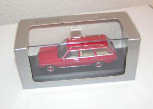 Mercedes-benz-W-123-T-modelo-200-T-rojo-Red-Minichamps-1-43