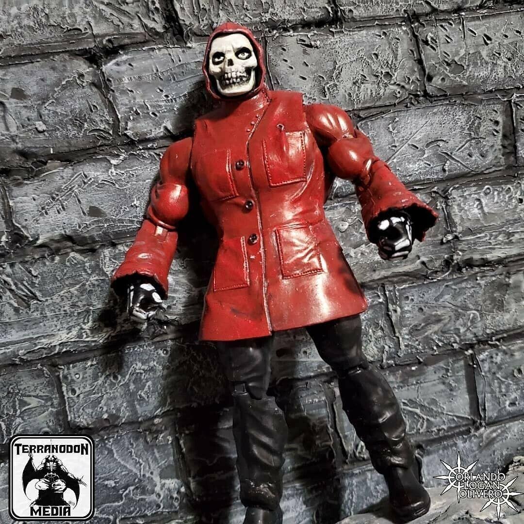 Masters of the Universe classeics MOTUC Misfits Fiend Crimson Ghost Skeletor giocattolo